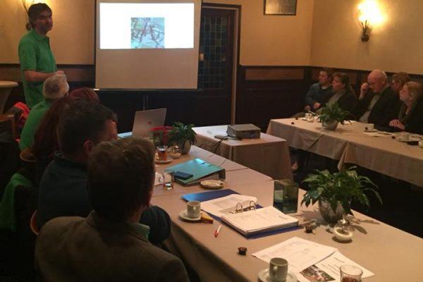 Overleg plaatselijke commissies en de Tentoonstellingsvereniging Het Zuidenveld